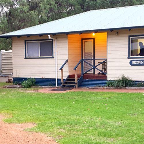 Ashington Group Meeting Hut: Baptist Camping Centres WA